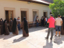 Benção Reforma Mosteiro Preciosíssimo Sangue