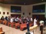 Celebração missionária comemora os 90 anos da Diocese nos Seminários em Jacarezinho (PR)