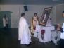 Entronização Quadro Divina Misericórdia