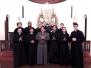 Missão com Seminaristas em Arapoti PR.