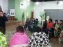 Noite da Vigília Jovens da Diocese de Jacarezinho Pr.