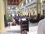 Celebrações na Catedral Diocesana de Jacarezinho.