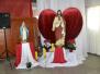 II Encontro Festivo do Ano na Paróquia São Francisco De Assis