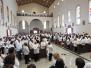 IV concentração Anual dos Ministros Extraordinários da Eucaristia.
