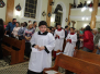 Padre Jose Claret da Costa toma posse na Paróquia Santo Antônio de Lisboa.