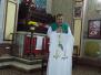 Padre Pedro Claudino toma posse na Paróquia Nossa Senhora Aparecida.