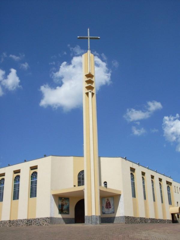 Santuário Senhor Bom Jesus da Cana Verde.